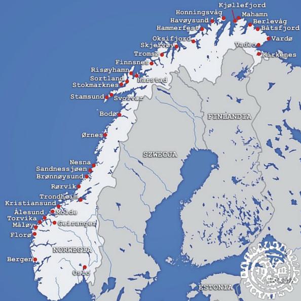 dogging i bergen Kirkenes